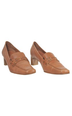 Pantofi comozi din piele naturala Tamaris, marime 40
