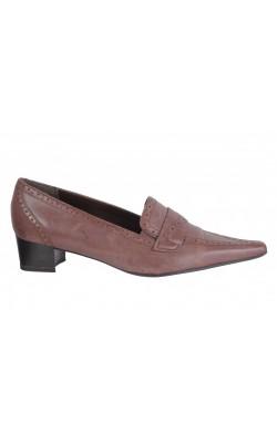 Pantofi Tamaris, piele naturala, marime 36