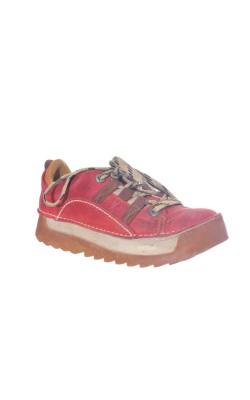 Pantofi The Art Company, piele naturala, marime 38