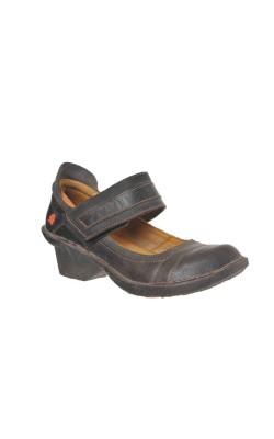Pantofi The Art Company, piele naturala, marime 38.5