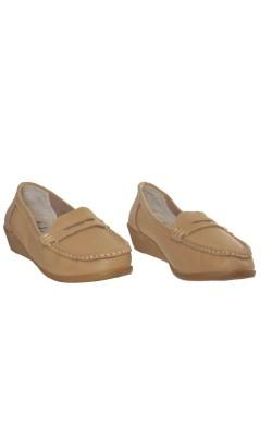 Pantofi usori din piele Baobao, marime 37.5 calapod lat