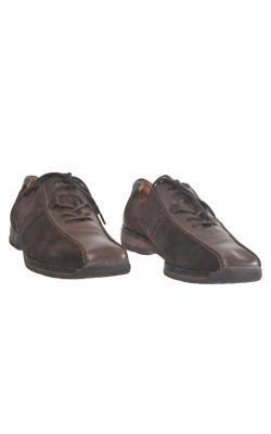 Pantofi usori din piele Gabor, marime 40, calapod lat