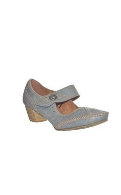 Pantofi usori din piele Jana, marime 40