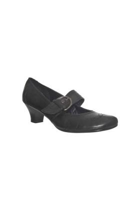 Pantofi usori din piele Janet D., marime 37