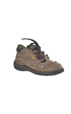 Pantofi usori din piele naturala Ecco, marime 22