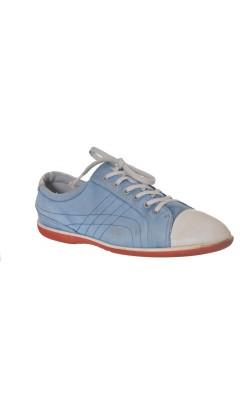 Pantofi usori din piele naturala Ecco, marime 39