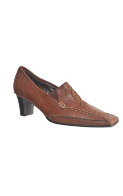 Pantofi usori din piele naturala Gabor, marime 40