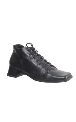 Pantofi usori din piele naturala Watt, marime 38