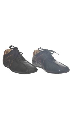 Pantofi usori Dockers, piele naturala, marime 38.5