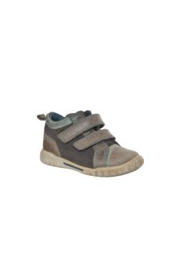 Pantofi usori Ecco, piele naturala, marime 22