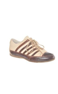 Pantofi usori piele naturala Künzli, marime 37