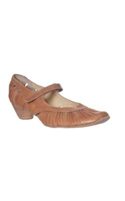 Pantofi usori si comozi Caprice, piele naturala, marime 39