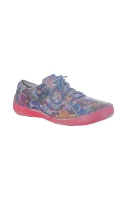 Pantofi usori si comozi Josef Seibel, piele, marime 37