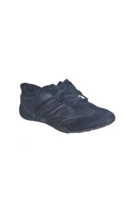 Pantofi Young Spirit, piele intoarsa, marime 36