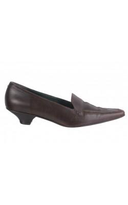 Pantofi Zandonella, piele, marime 37.5 calapod lat