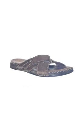Papuci din piele Dockers, marime 42