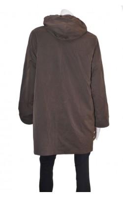 Pardesiu impermeabil captusit cu lana Norham, marime XL