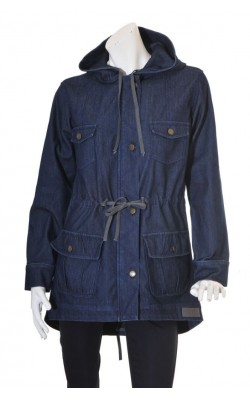 Parka denim Moods of Norway, marime L