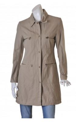 Jacheta din bumbac Crocker, marime M