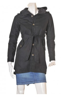 Parka neagra Red Label, marime XS