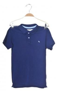 Polo bleumarin H&M L.o.g.g., 8-10 ani