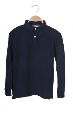 Polo bleumarin Zara, 10 ani