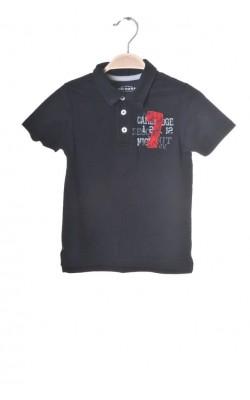 Polo negru Arizona, 5-6 ani