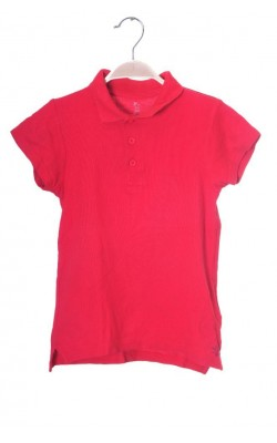 Polo rosu Zara, 7-8 ani