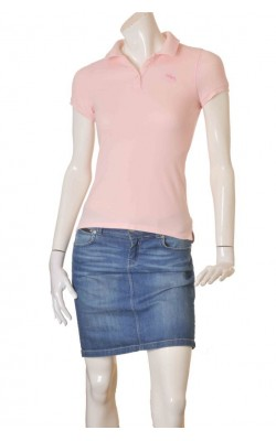 Polo roz Abercrombie&Fitch, marime S