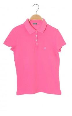 Polo roz Benetton, 13-14 ani