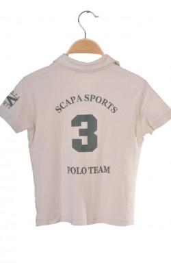 Polo Scapa Sports, 8-9 ani