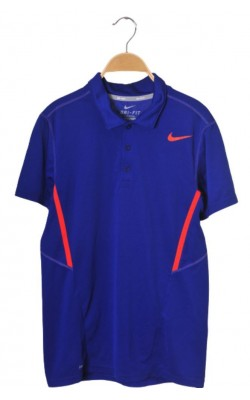 Polo sport Nike Tennis Dry-Fit, marime S