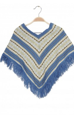 Poncho The Great America Sweater, 6-8 ani
