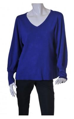 Pulover albastru Body Flirt, marime 48/50