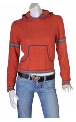 Pulover amestec lana NaLua Jeans, marime 38