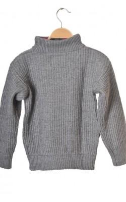 Pulover amestec lana Northpeak, 9 ani