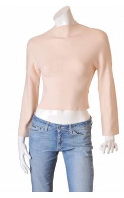 Pulover Bik Bok, tricot fin amestec vascoza, marime S