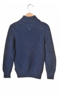 Pulover bleumarin H&M L.o.g.g., 8-10 ani