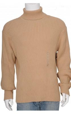 Pulover tricot reiat bumbac Gap,  marime XL