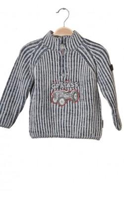 Pulover gros de lana Gratass, 4-5 ani