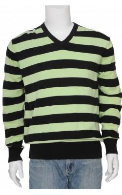 Pulover tricot fin bumbac Jack&Jones, marime XL