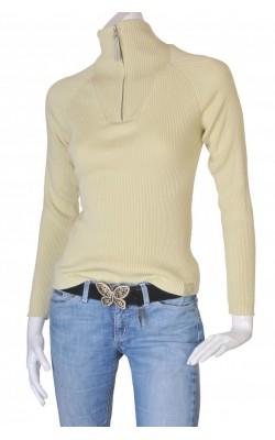 Pulover Kyra K., tricot reiat din bumbac, marime M