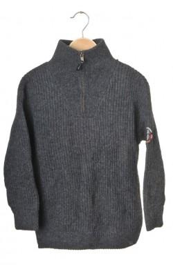 Pulover lana pura Northpeak, 10-11 ani