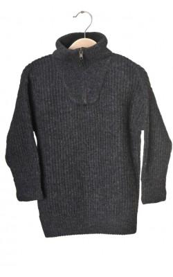 Pulover lana Shetland Bekken&Strom, 8 ani