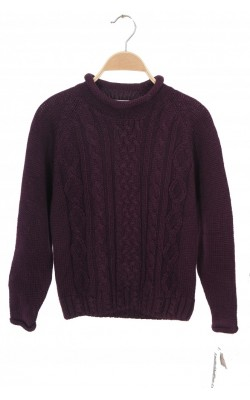 Pulover tricot gros Lydia Jane, 10-12 ani