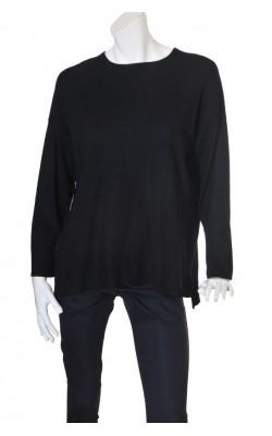 Pulover negru El Conte Ingles, marime XL
