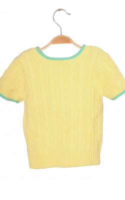 Top tricot fin bumbac Old Navy, 5 ani