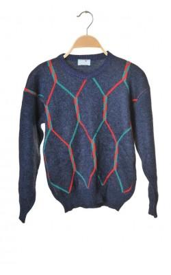 Pulover Pocolino, amestec lana, 10 ani