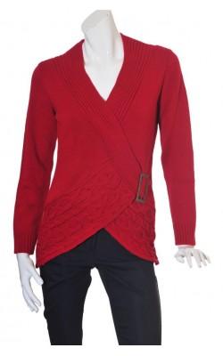 Pulover rosu Body-Flirt Boutique, marime L