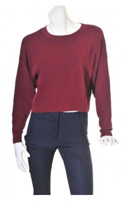 Pulover supradimensionat lana pura H&M, marime L